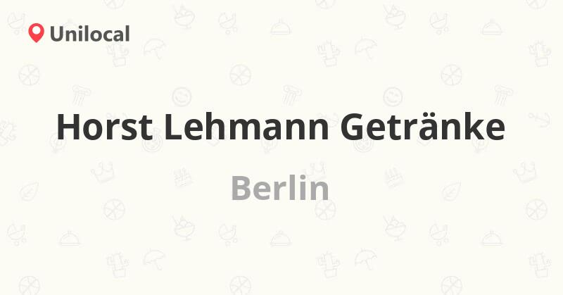 Großartig Lehmann Getränke Berlin Ideen - Die Kinderzimmer Design ...