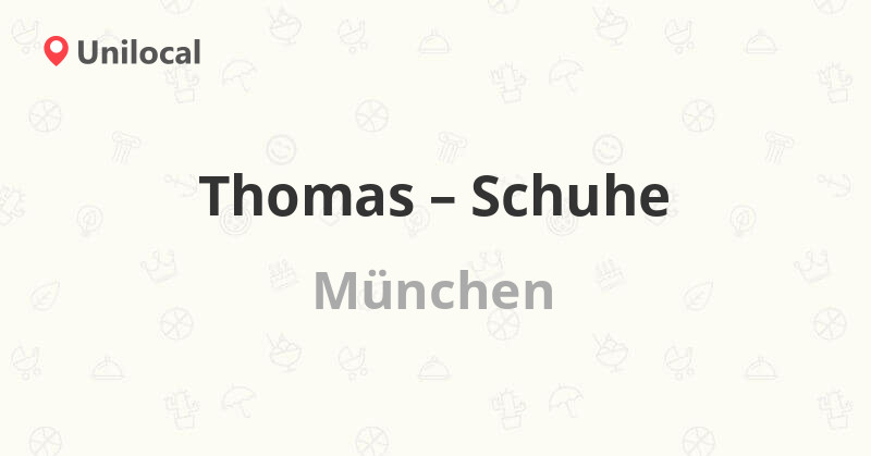 Stunning Thomas Schuhe München Gallery - Kosherelsalvador.com ...