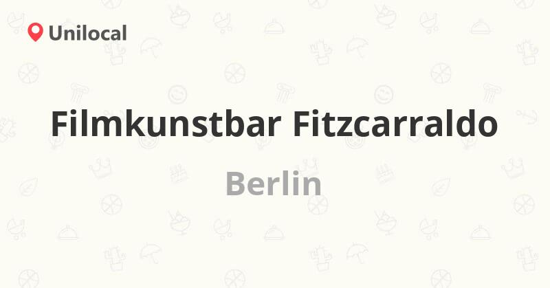 Fitzcarraldo Berlin