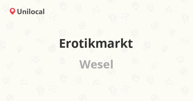 Erotikmarkt - Wesel, Schermbecker Landstr. 73 (Bewertungen